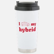 I Love My Hybrid Stainless Steel Travel Mug