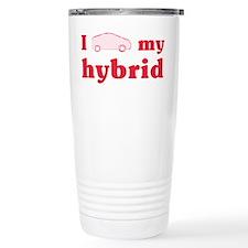 I Love My Hybrid Travel Mug