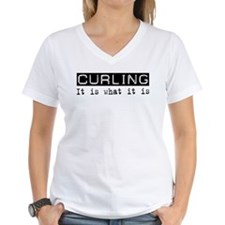 Curling Is Shirt
