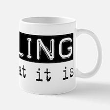 Curling Is Mug