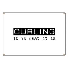 Curling Is Banner