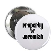 Property of Jeremiah Button
