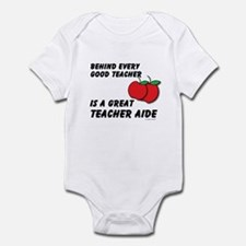 Great Teacher Aide Infant Bodysuit