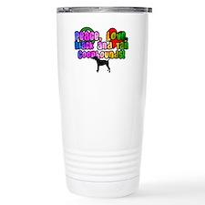 Hippie B&T Coonhound Travel Mug
