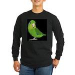 Pacific Parrotlet Long Sleeve Dark T-Shirt