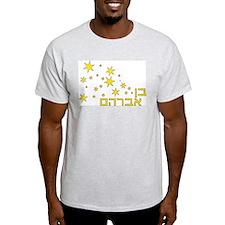 Son of Abraham Ash Grey T-Shirt