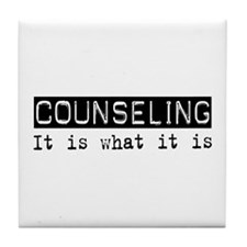 Counseling Is Tile Coaster