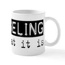 Counseling Is Mug