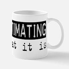 Cost Estimating Is Mug