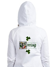 Finlay Celtic Dragon Fitted Hoodie