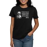 Mark Twain 41 Women's Dark T-Shirt