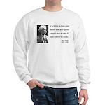 Mark Twain 41 Sweatshirt