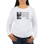 Mark Twain 41 Women's Long Sleeve T-Shirt