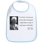 Mark Twain 41 Bib