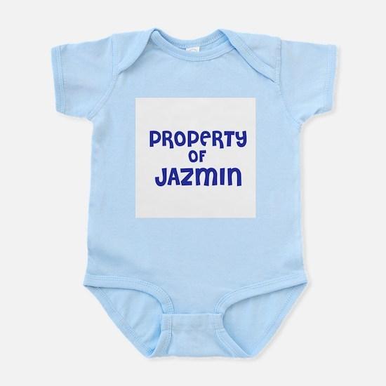 Property of Jazmin Infant Creeper