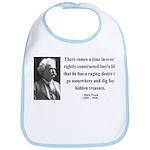 Mark Twain 43 Bib