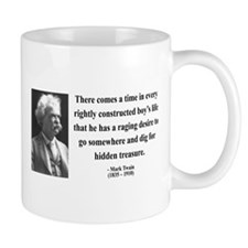 Mark Twain 43 Mug