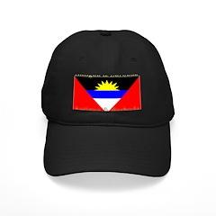 Antigua & Barbuda Flag Baseball Hat