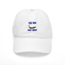Half Man Half Newt Baseball Cap