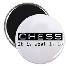 Chess Is Magnet