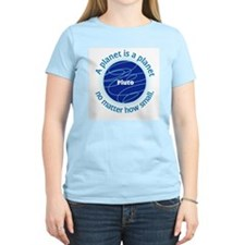 Pluto_A Planet is a... T-Shirt