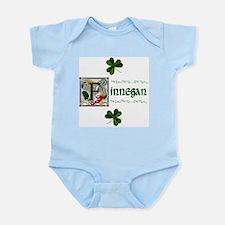 Finnegan Celtic Dragon Infant Creeper