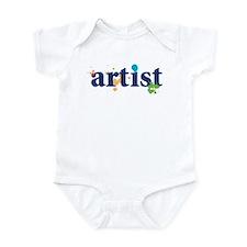 """""""Artist"""" Infant Bodysuit"""