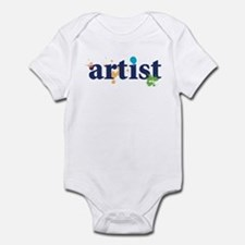 """Artist"" Infant Bodysuit"