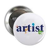 Artist Buttons