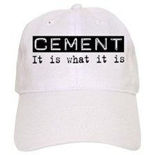 Cement Is Cap