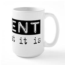 Cement Is Mug