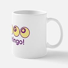 """""""Bingo is My Thingo"""" Mug"""