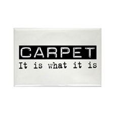 Carpet Is Rectangle Magnet