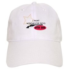 Cool John winchester Baseball Cap