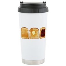 Happy Breakfast! Travel Mug