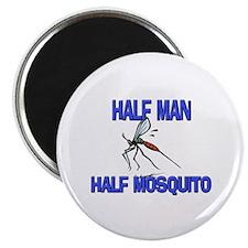 Half Man Half Mosquito Magnet