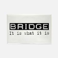Bridge Is Rectangle Magnet (100 pack)