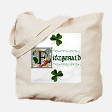 Fitzgerald Celtic Dragon Tote Bag