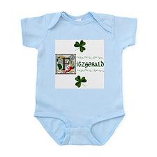 Fitzgerald Celtic Dragon Infant Creeper
