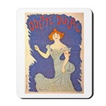 Odette Dulac Mousepad