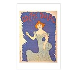 Odette Dulac Postcards (Package of 8)