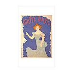 Odette Dulac Rectangle Sticker 10 pk)