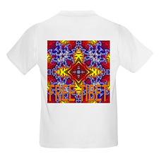 Fractal free Tibet T-Shirt