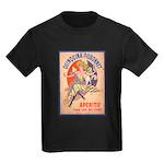 Quinquina Dubonnet Kids Dark T-Shirt