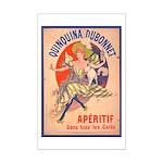 Quinquina Dubonnet Mini Poster Print