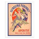 Quinquina Dubonnet Small Poster