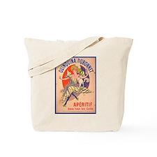Quinquina Dubonnet Tote Bag