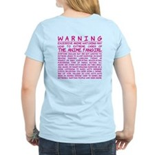 Anime Fangirl T-Shirt
