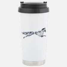 Leaping English Setter Travel Mug