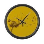Wishflower Large Wall Clock